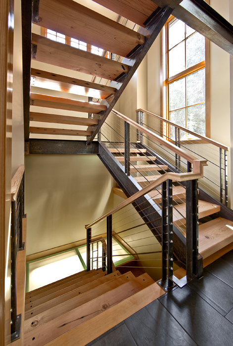 Nice Step Up To Quality With Cascade Stair Company